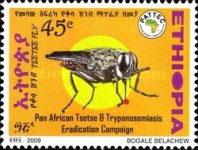 [Pan African Tsetse & Trypanosomiasis Campaign, Typ BFD]