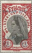 [Issue of 1928 Surcharged, type BG3]