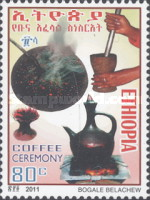 [Ethiopian Coffee Ceremony, Typ BGJ]