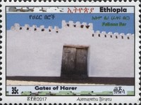 [Architecture - Gates of Harar, Typ BJV]