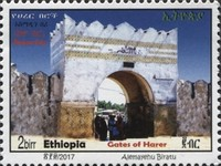 [Architecture - Gates of Harar, Typ BJX]