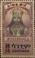 [Issue of 1942 Overprinted & Surcharged in Black, type BW3]