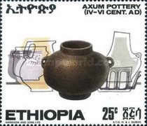 [Ancient Ethiopian Pottery, type TI]