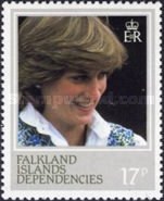 [The 21st Anniversary of the Birth of HRH The Princess of Wales Diana, type BH]