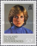[The 21st Anniversary of the Birth of HRH The Princess of Wales Diana, type BK]
