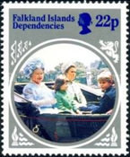 [The 85th Anniversary of the Birth of HRM Queen Elizabeth The Queen Mother, type CD]