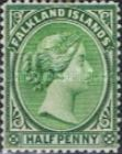 [Queen Victoria - New Values & Colors, type A11]