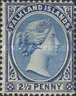 [Queen Victoria - New Values & Colors, type A18]