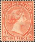 [Queen Victoria - New Values & Colors, type A24]