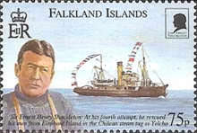 [Shackleton's Trans-Antarctic Expedition, 1914-1917, Commemoration, Typ AAE]
