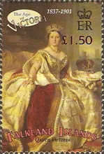 [The 100th Anniversary of the Death of Queen Victoria, 1819-1901, Typ ABO]
