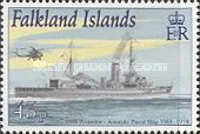 [Royal Navy Connections with the Falkland Islands, Typ ABU]