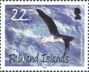 [Birds - Albatrosses, type ALP]