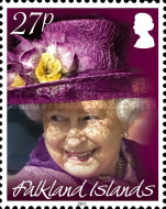 [The 85th Anniversary of the Birth of Queen Elizabeth II, Typ ANS]