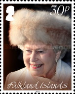 [The 85th Anniversary of the Birth of Queen Elizabeth II, Typ ANT]