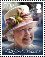 [The 85th Anniversary of the Birth of Queen Elizabeth II, Typ ANU]