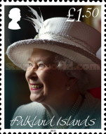 [The 85th Anniversary of the Birth of Queen Elizabeth II, Typ ANV]