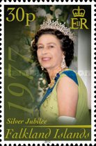 [The 60th Anniversary of the Accesion of Queen Elizabeth II, Typ AOG]