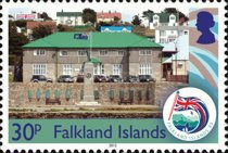 [The 30th Anniversary of the Liberation of the Falkland Islands, Typ AOK]