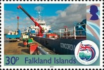 [The 30th Anniversary of the Liberation of the Falkland Islands, Typ AOL]
