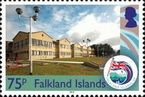 [The 30th Anniversary of the Liberation of the Falkland Islands, Typ AOM]