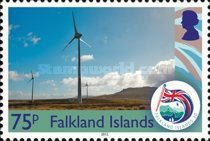 [The 30th Anniversary of the Liberation of the Falkland Islands, Typ AON]