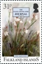 [The 50th Anniversary of the Falkland Islands Journal, Typ AUG]