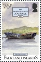 [The 50th Anniversary of the Falkland Islands Journal, Typ AUH]