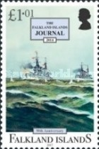 [The 50th Anniversary of the Falkland Islands Journal, Typ AUI]