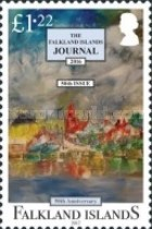 [The 50th Anniversary of the Falkland Islands Journal, Typ AUJ]