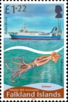 [The 30th Anniversary of the Falkland Islands Fishery, Typ AUZ]