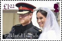 [Royal Wedding - Prince Harry and Meghan Markle, Typ AVX]
