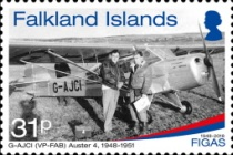 [The 70th Anniversary of the FIGAS - Falkland Islands Government Air Services, Typ AWH]