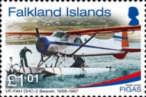 [The 70th Anniversary of the FIGAS - Falkland Islands Government Air Services, Typ AWJ]
