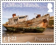 [Shipwrecks of the Falkland Islands, Typ AWS]