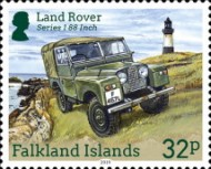 [Transportation - Land Rovers, type AXG]