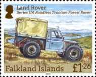 [Transportation - Land Rovers, type AXI]