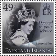 [Devoted to Your Service - The 95th Anniversary of the Birth of Queen Elizabeth II, type AYM]