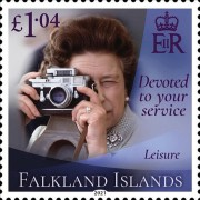 [Devoted to Your Service - The 95th Anniversary of the Birth of Queen Elizabeth II, type AYO]