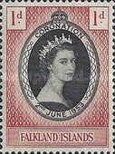 [Coronation of Queen Elizabeth II, type BD]