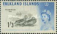 [Queen Elizabeth II and Birds, type BU]