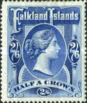 [Queen Victoria - New Watermark, type C]