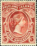 [Queen Victoria - New Watermark, type D]