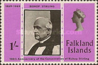[The 100th Anniversary of Bishop Stirling's Consecretation, type DH]