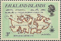[Early Maps of Falkland Islands, Typ IO]