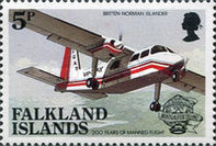 [The 200th Anniversary of Manned Flight - Airplanes, Typ LC]