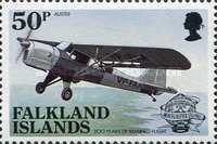 [The 200th Anniversary of Manned Flight - Airplanes, Typ LF]