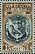 [The 100th Anniversary of British Administration - Inscribed