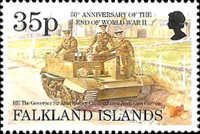 [The 50th Anniversary of End of Second World War, Typ VB]