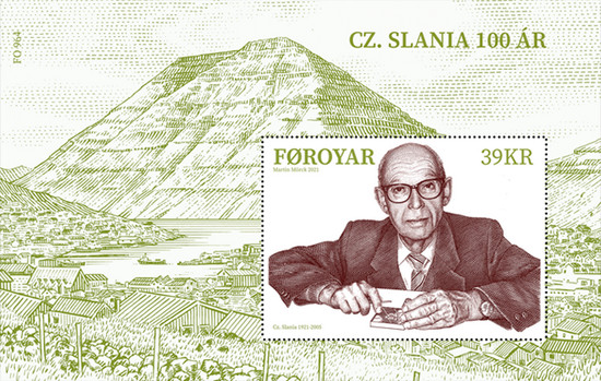 [The 100th Anniversary of the Birth of Czeslaw Slania, 1921-2005, type ]